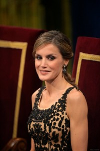 Spain's Queen Letizia attends the 2016 Princess of Asturias awards ceremony at Campoamor Theatre in Oviedo, northern Spain October 21, 2016. REUTERS/Vincent West